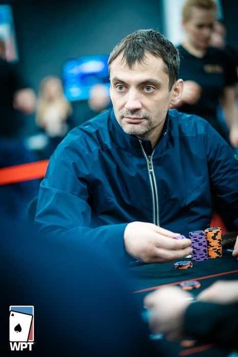 Алексей Гортиков - 2 место ($161,000)