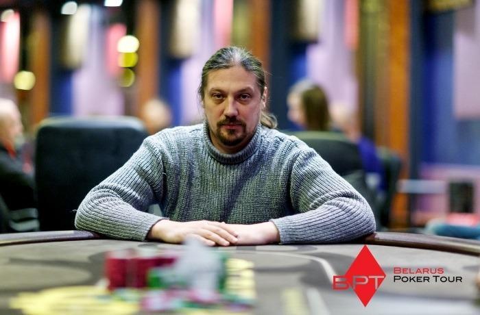 Алексей Карпов – победитель турнира по китайскому покеру