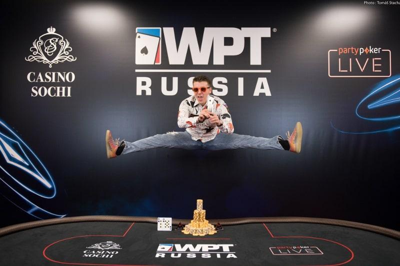 Анатолий Филатов - победитель турнира для хайроллеров ($114,000)