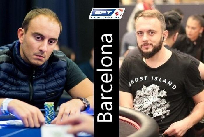 Белорусы Николай Воскобойников и Сергей Чудопал выиграли по €50,000 в хайролл-турнире EPT