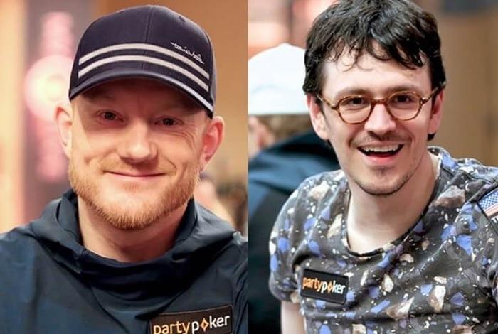 Сразу два профессионала partypoker попали в топ-3 суперхайроллера Powerfest