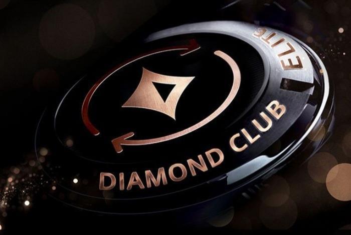 Partypoker представил новую VIP-программу— Diamond Club Elite