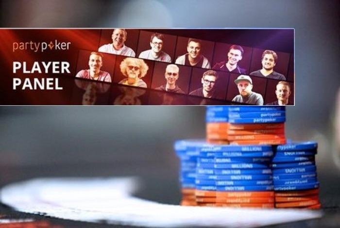Partypoker создает Player Panel – команду из Team Pro для взаимодействия с игроками