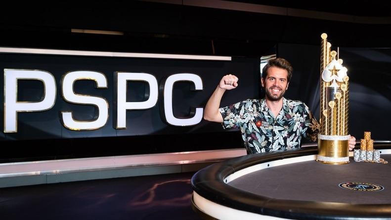 Рамон Колилас - чемпион PSPC 2019