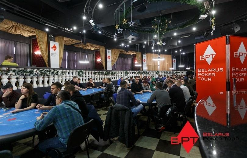 Сателлит на Academy Poker Grand Event