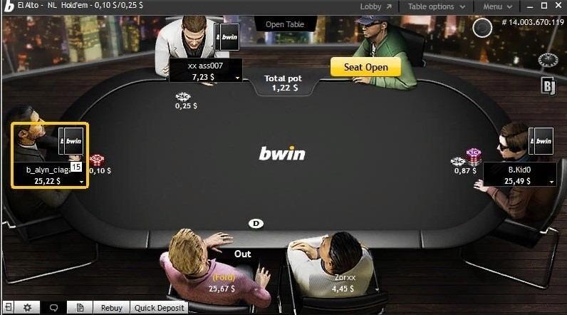 скачать клиент bwin poker