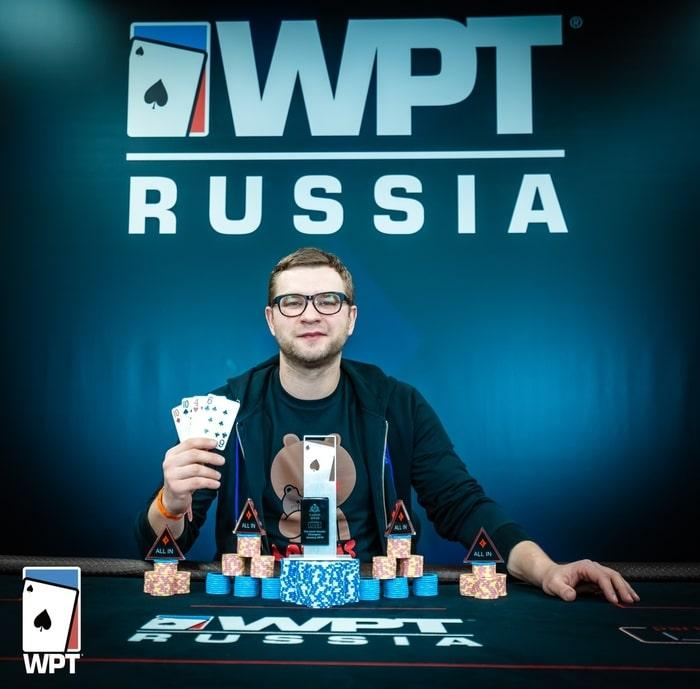 Сергей Верхотуров - победитель турнира по Омахе ($18,000)