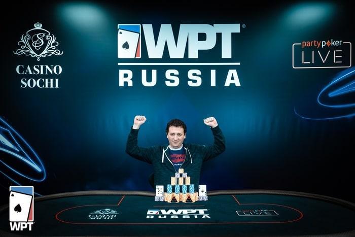 Вадим Годзданкер - победитель WPT DeepStacks ($87,000)