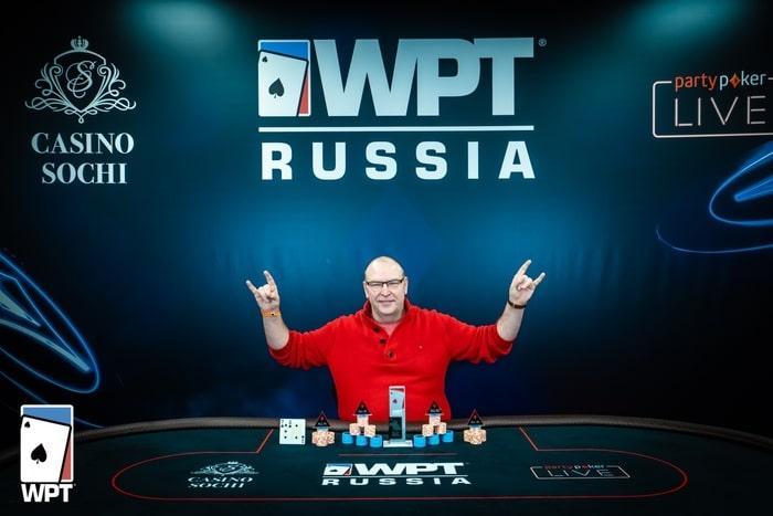 Юрий Сальников - победитель 6 Max Turbo ($12,000)