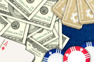 покер на реальные деньги с выводом без депозита