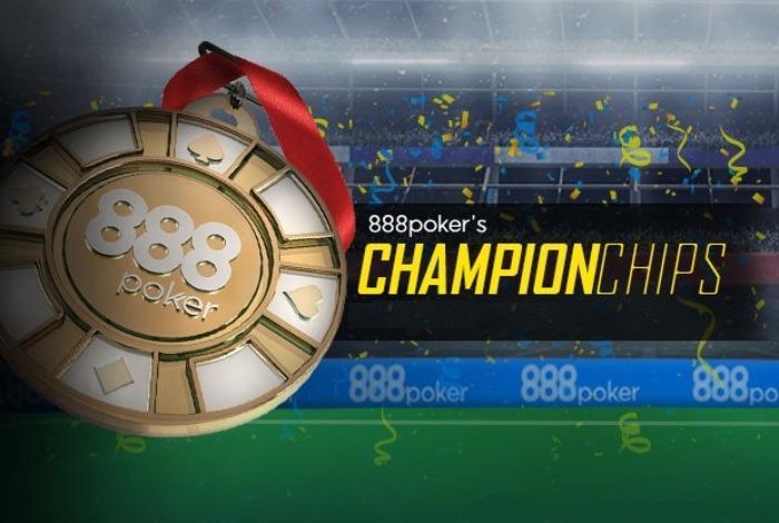 888poker разыграют $175,000 в микролимитной серии ChampionChips