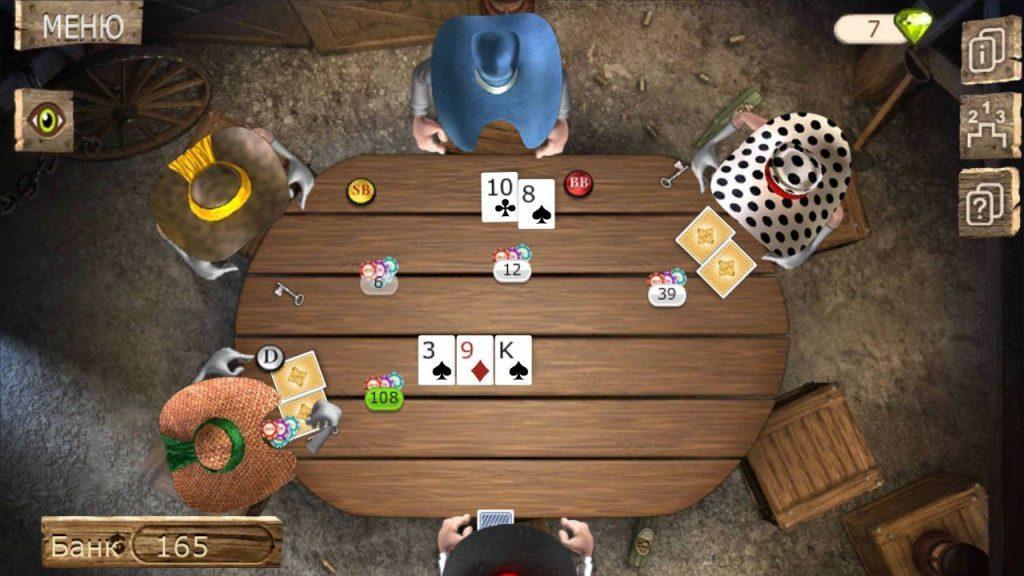 Покер онлайн на русском языке играть бесплатно популярные виды картежных игр в казино