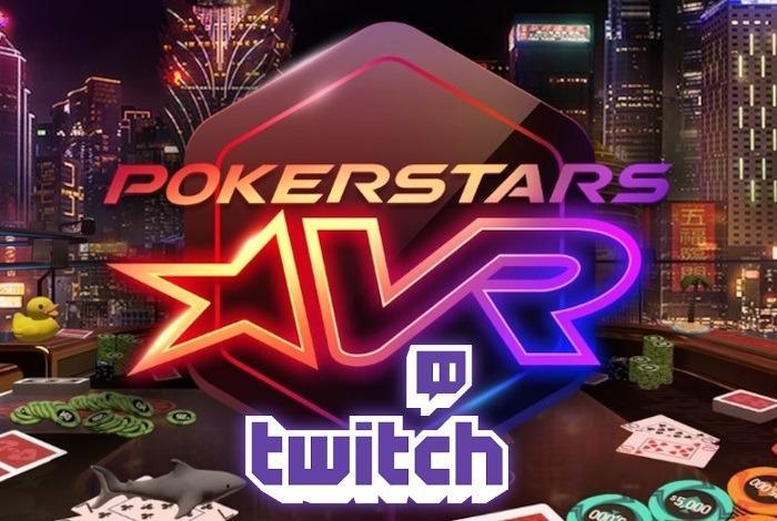 PokerStars VR будет активно продвигаться с помощью покерных стримов